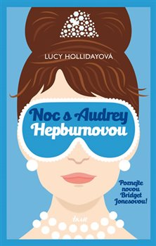 Obálka titulu Noc s Audrey Hepburnovou