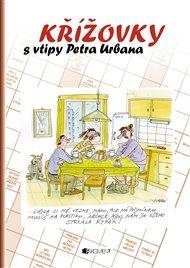 Křížovky s vtipy Petra Urbana - hnědá
