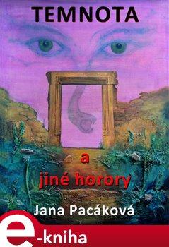 Obálka titulu Temnota a jiné horory