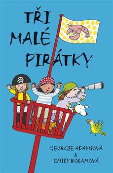 Obálka titulu Tři malé pirátky