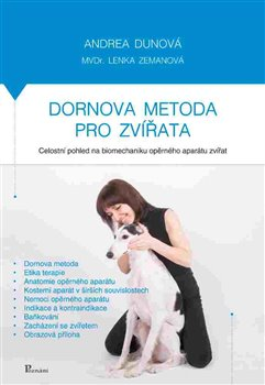Obálka titulu Dornova metoda pro zvířata