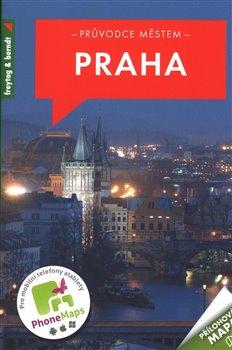 Obálka titulu Praha - Průvodce městem