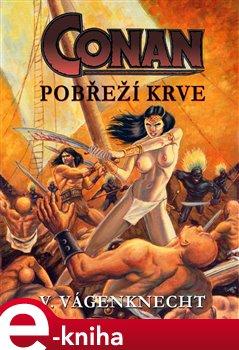 Obálka titulu Conan – Pobřeží krve