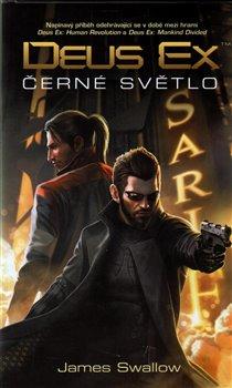 Obálka titulu Deus Ex - Černé světlo