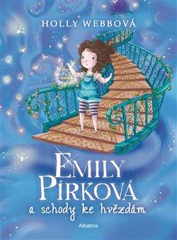 Obálka titulu Emily Pírková a schody ke hvězdám