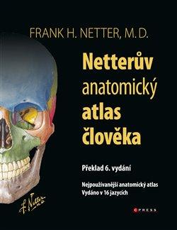 Obálka titulu Netterův anatomický atlas člověka
