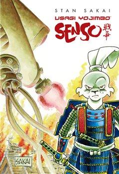 Obálka titulu Usagi Yojimbo: Senso