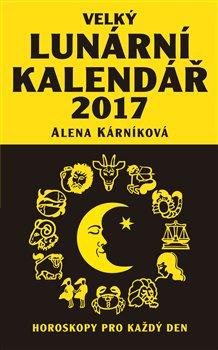 Obálka titulu Velký lunární kalendář 2017