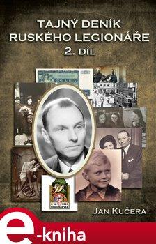 Obálka titulu Tajný deník ruského legionáře - 2.díl