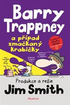 Obálka titulu Barry Trappney a případ zmačkaný krabičky