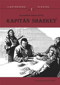 Obálka titulu Kapitán Sharkey