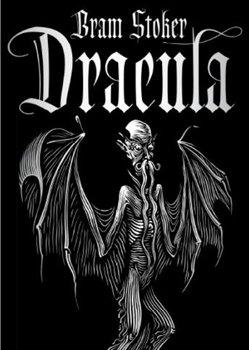 Obálka titulu Dracula