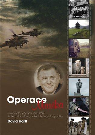 Operace Marika - David Hartl | Booksquad.ink