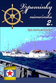 Obálka titulu Vzpomínky námořníka 2.