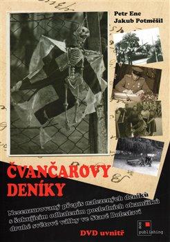 Obálka titulu Čvančarovy deníky + DVD