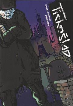 Obálka titulu Tichošlap komiks