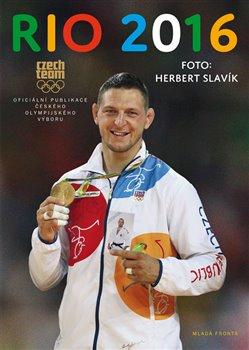 Obálka titulu LOH Rio 2016