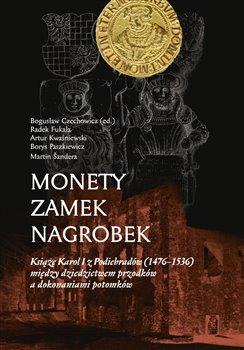 Obálka titulu Monety – zamek – nagrobek