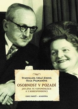 Obálka titulu Osobnost v pozadí