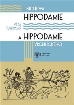 Obálka titulu Fibichova Hippodamie a Hippodamie Vrchlického