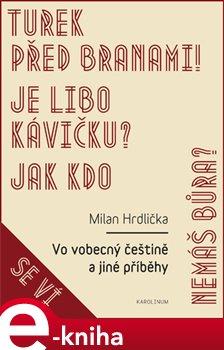 Obálka titulu Vo vobecný češtině a jiné příběhy