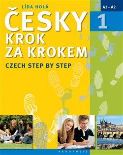 Obálka titulu Česky krok za krokem 1 - anglická