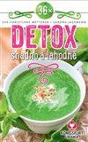 Obálka knihy 36x Detox – snadno a lahodně