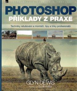 Obálka titulu Photoshop – příklady z praxe
