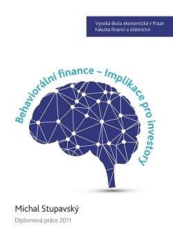 Obálka titulu Behaviorální finance - Implikace pro investory