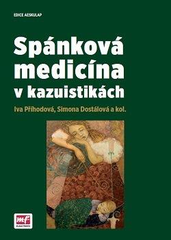 Obálka titulu Spánková medicína v kazuistikách