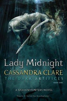 Obálka titulu Lady Midnight
