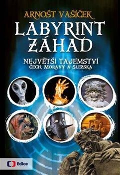 Obálka titulu Labyrint záhad