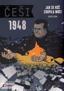 Obálka titulu Češi 1948