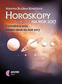 Obálka titulu Horoskopy na rok 2017