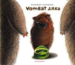 Obálka titulu Vombat Jirka