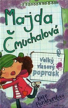 Obálka titulu Majda Čmuchalová: Velký vlasový poprask