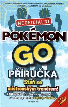 Obálka titulu Pokémon GO: Neoficiální průvodce