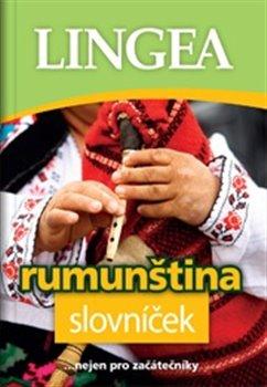 Obálka titulu Rumunština slovníček