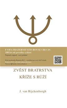 Obálka titulu Zvěst Bratrstva Kříže s Růží