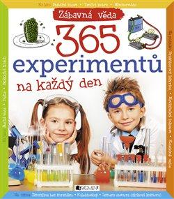 Obálka titulu 365 experimentů na každý den