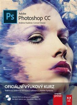 Obálka titulu Adobe Photoshop CC