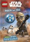 Obálka knihy Lego Star Wars Mocní díky Síle