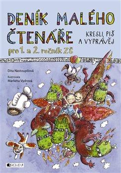 Obálka titulu Deník malého čtenáře pro 1. a 2. ročník ZŠ