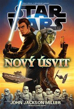 Obálka titulu Star Wars Nový úsvit