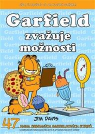 Garfield 47: Garfield zvažuje možnosti