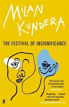 Obálka titulu The Festival Insignificance