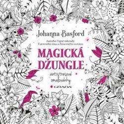 Obálka titulu Magická džungle