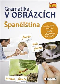 Obálka titulu Gramatika v obrázcích - Španělština