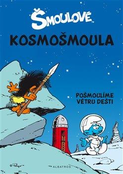 Obálka titulu Šmoulové - Kosmošmoula