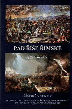 Obálka titulu Pád říše římské – Římské války V